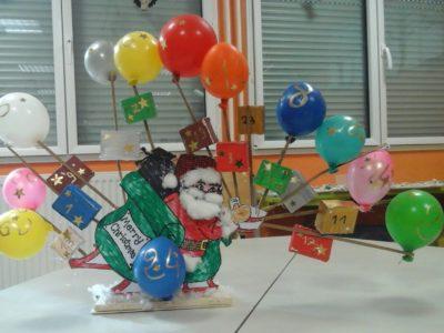 Décoration de Noël – site de Messigny