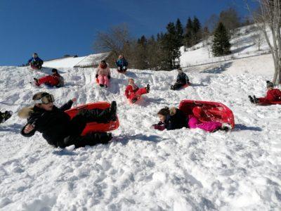 Sortie neige – site des Tasselots