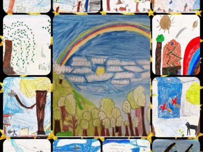Concours de dessin «je dessine la forêt» - site des Tasselots
